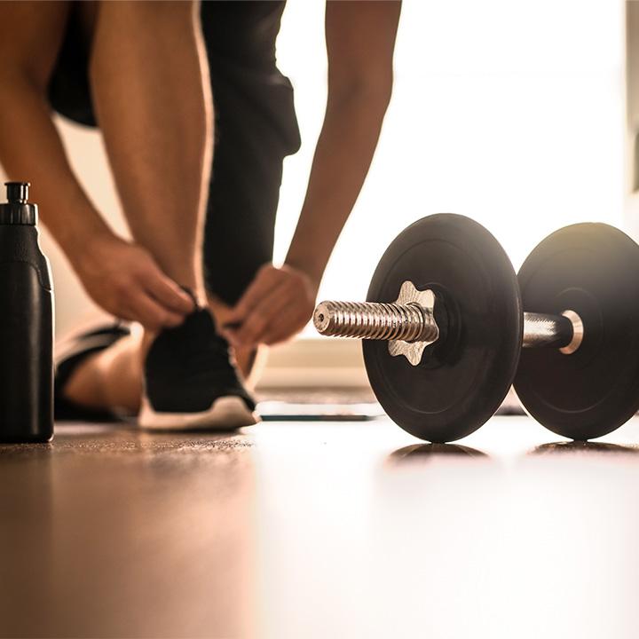 家でできる自重トレーニング!